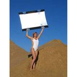 Sunbounce Pro Kit Zebra Gold / Silver (130 x 190 cm) - thumbnail 2