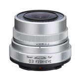Pentax Q 03 Fish-Eye 3.2mm f/5.6
