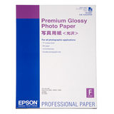 Epson Premium Glossy Photo Paper, DIN A2, 250g/m², 25 Sheets - thumbnail 1