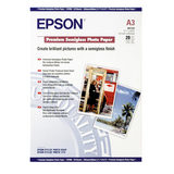 Epson Premium Semigloss Photo Paper, DIN A3, 251g/m², 20 Sheets - thumbnail 1