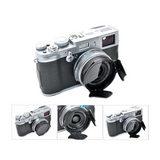 JJC ALC-X100 Zwart - Automatische Lensdop voor Fujifilm X100 - thumbnail 2