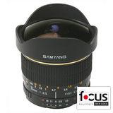 Samyang 8mm f/3.5 Fisheye MC Sony E VG-10 objectief - thumbnail 2