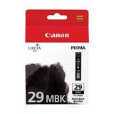 Canon Inktpatroon PGI-29MBK Matte Black - thumbnail 1