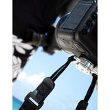 Custom SLR C-LoopHD Camera Strap Mount Gunmetal - thumbnail 2