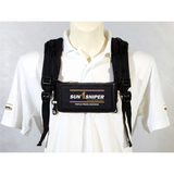 Sun-Sniper Sniper-Strap TPH ID-Holder voor Triple-Plus-Harness