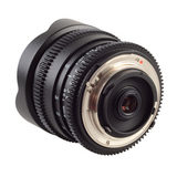 Samyang 8mm T3.8 VDSLR Diagonal Fisheye Nikon objectief - thumbnail 2