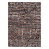 Savage Floor Drop Grunge Brick - 2.40 x 2.40 meter