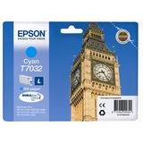 Epson Inktpatroon T7032 - Cyan Standard Capacity - thumbnail 1