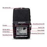 Zoom H2n Handy Audio Recorder - thumbnail 10