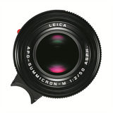 Leica APO-Summicron-M 50mm f/2.0 ASPH objectief Zwart - thumbnail 4