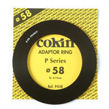 Cokin P Adapterring voor filterhouder 58mm - thumbnail 2