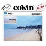 Cokin Filter P122 Gradual Blue B1 - thumbnail 1