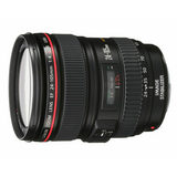 Canon EF 24-105mm f/4.0L IS USM objectief - Verhuur - thumbnail 1