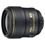 Nikon AF-S 35mm f/1.4G objectief - Verhuur - thumbnail 1