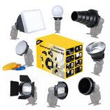 Linkstar Camera Flitser Strobist Set SLK-8 - thumbnail 1