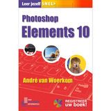 Leer Jezelf SNEL / Photoshop Elements 10