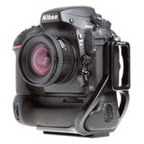 Really Right Stuff BMBD12-L L-Plate voor Nikon D800(E) + Battery Pack MB-D12 - thumbnail 2