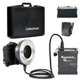 Elinchrom Ranger Quadra Li-Ion + Eco Ring + koffer + extra Li-ion battery - thumbnail 1