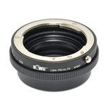 Kiwi Photo Lens Mount Adapter LMA-PK(A)_FX - thumbnail 1