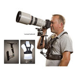 Cotton Carrier Steady Shot met Camera Vest - thumbnail 1