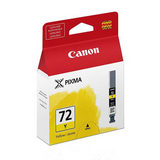 Canon Inktpatroon PGI-72Y - Yellow - thumbnail 1