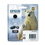 Epson Inktpatroon 26 - Black Standard Capacity - thumbnail 1