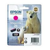 Epson Inktpatroon 26 - Magenta Standard Capacity - thumbnail 1