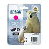 Epson Inktpatroon 26XL - Magenta High Capacity - thumbnail 1