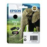 Epson Inktpatroon 24 - Black Standard Capacity - thumbnail 1