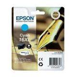 Epson Inktpatroon 16XL - Cyan High Capacity - thumbnail 1