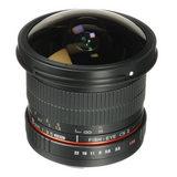 Samyang 8mm f/3.5 Fisheye MC Canon CS-II objectief - thumbnail 2