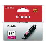 Canon Inktpatroon CLI-551 - Magenta - thumbnail 1