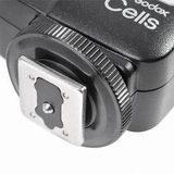 Godox Cells II Transceiver Canon - 2 stuks - thumbnail 3