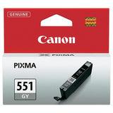 Canon Inktpatroon CLI-551 - Grey - thumbnail 1
