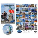 Savage Digital Background - Famous Landmarks - thumbnail 1