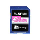 Fujifilm SDHC 32GB High performance Class 10