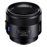 Sony 50mm f/1.4 ZA Planar T* SSM objectief (SAL50F14Z.AE) - thumbnail 1