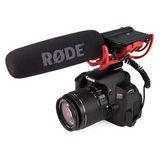 Rode VideoMic microfoon met Rycote Lyre Suspension System - thumbnail 3