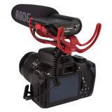 Rode VideoMic microfoon met Rycote Lyre Suspension System - thumbnail 4