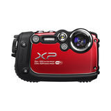 Fujifilm FinePix XP200 compact camera Rood