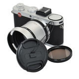 Kiwi Lens Adapter Kit voor Leica X1/X2 - thumbnail 3
