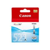 Canon Inktpatroon CLI-521C - Cyaan (origineel) - thumbnail 1