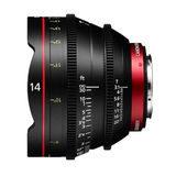 Canon CN-E 14mm T3.1L F (Feet) objectief - thumbnail 1