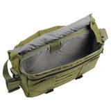 Tenba Messenger Photo/Laptop Bag Small Olive - thumbnail 3