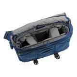 Tenba Messenger Photo/Laptop Bag Large Blauw - thumbnail 2