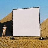 Sunbounce Sun-Scrim 20x20 Screen Translucent No Moiré White -1/2 (1 seam) - thumbnail 2