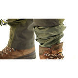 Stealth Gear Extreme Trousers model 2n Forest Green (Size: S-32) - thumbnail 5