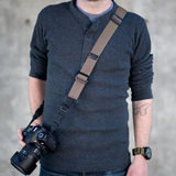 DSPTCH Heavy Camera Sling Strap - Coyote Draagriem - thumbnail 3