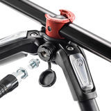 Manfrotto MT190XPRO4 Professional Aluminium Tripod 4 Section - thumbnail 5