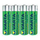 Varta Ready2Use oplaadbare AA-batterijen - 4 stuks (2100 mAh) - thumbnail 1